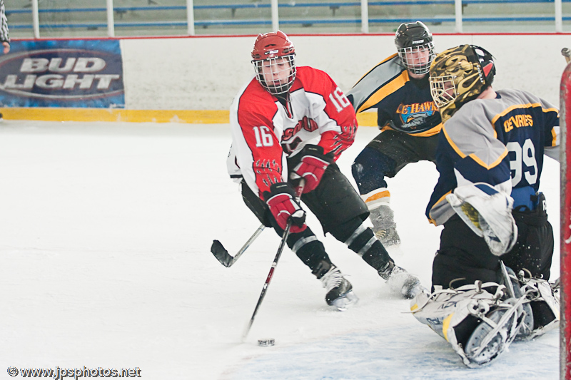 Missoula Bruins vs. Havre Ice Hawks